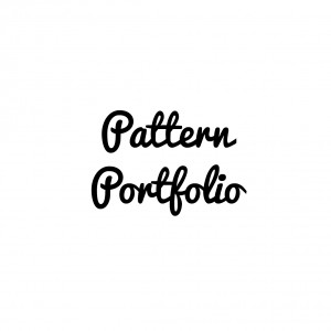 pattern portfolio banner for website 5